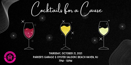 3rd Annual Cocktails for a Cause tickets
