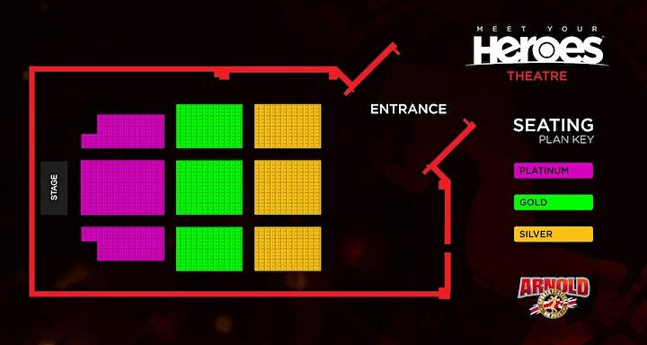 *SATURDAY* Ronnie Coleman 'Meet Your Heroes'  HALL 9- NEC BIRMINGHAM image