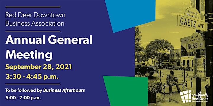 2021 Annual General Meeting image