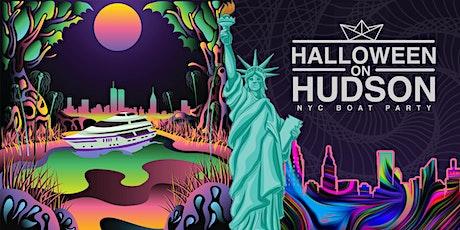 Halloween Party NYC: Massacre on Hudson Sensation Yacht Cruise tickets
