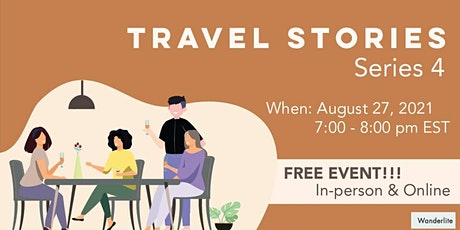 Travel Enthusiasts Meetup in Toronto tickets
