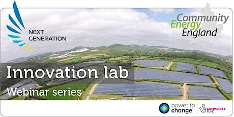 Innovation Lab webinar: Bath & West Community Energy - 18 November tickets