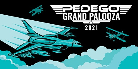 Pedego Grand Palooza - at the Pacific Airshow in Huntington Beach tickets