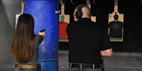 Tactical Handgun tickets