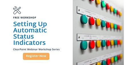 Webinar Workshop - Setting Up Automatic Status Evaluations tickets