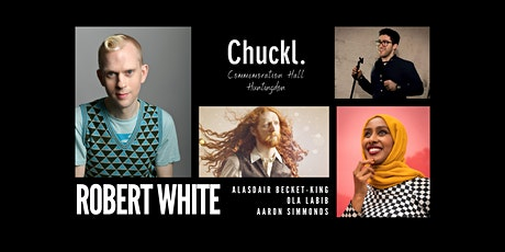 Huntingdon Comedy Club with Headliner Robert White tickets