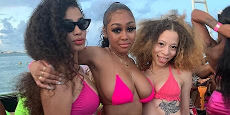 #Party Boat Miami Beach tickets