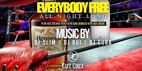 THURSDAY NIGHT AT CAFE CIRCA tickets