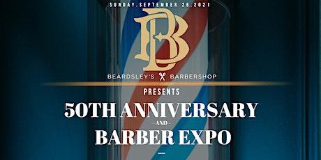 Beardsley's Barber Shop 50th Anniversary Celebration & Expo tickets