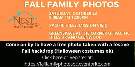 Fall Family Photos tickets