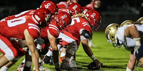 SFU Football vs. Central Washington University - RESERVED SEATING ONLY tickets