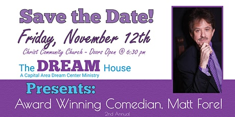 2nd Annual Dream House Comedy Event tickets
