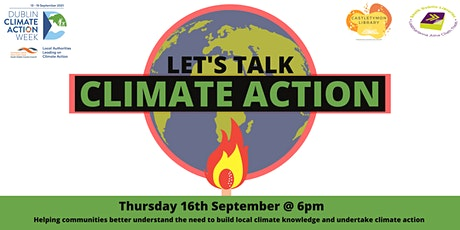 DCAW: Let's Talk Climate Action for Community Groups tickets