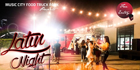 Latin Night at Music City Food Truck Park tickets