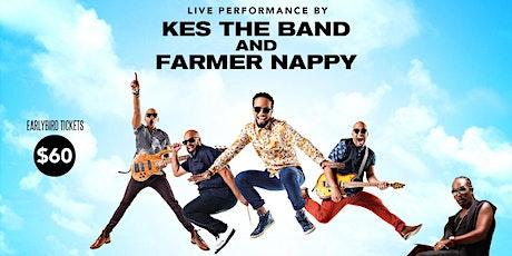 KES THE BAND & FARMER NAPPY tickets
