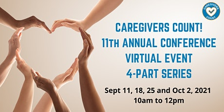 Caregivers Count 11th Annual Conference tickets