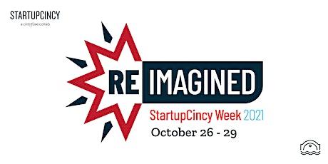 StartupCincy Week 2021 boletos