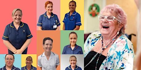 Community Nursing Virtual Recruitment Event tickets