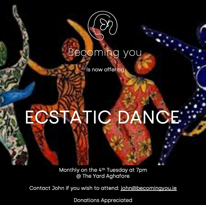 Ecstatic Dance Monthly Group image