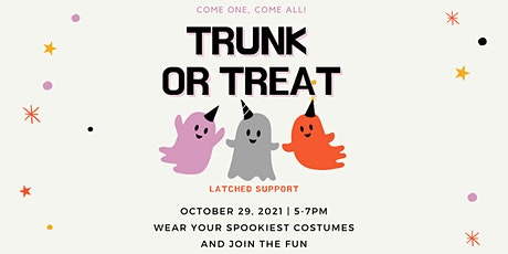 Latched Trunk or Treat tickets