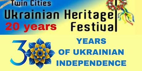 Twin Cities Ukrainian Heritage Festival tickets
