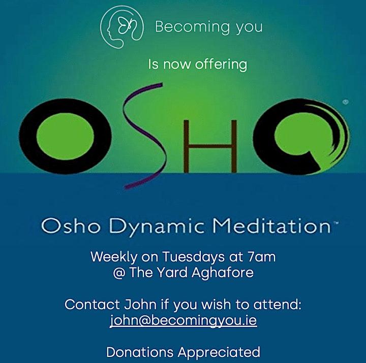 Osho Dynamics Weekly Meditation Group image