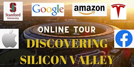Discovering Silicon Valley Online Tour tickets