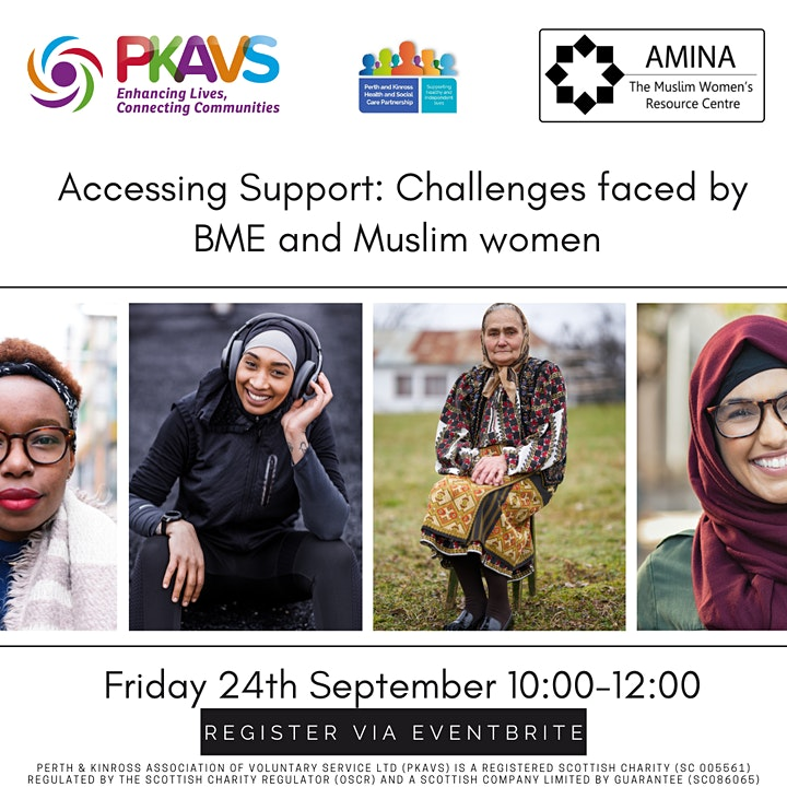 Accessing Support: Challenges faced by BME and Muslim women image