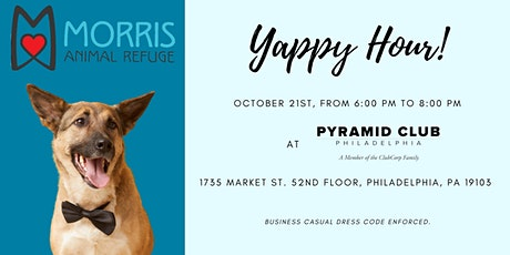 Yappy Hour with the Pyramid Club tickets