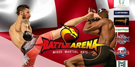 Battle Arena  63  - Birmingham UK tickets