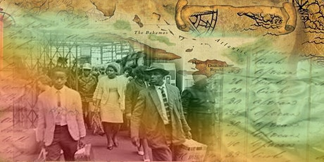 Beyond Windrush:  Tracing Your Ancestry Using Passenger Lists tickets