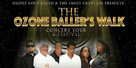The Ozone Baller's Walk Concert Tour & Festival tickets