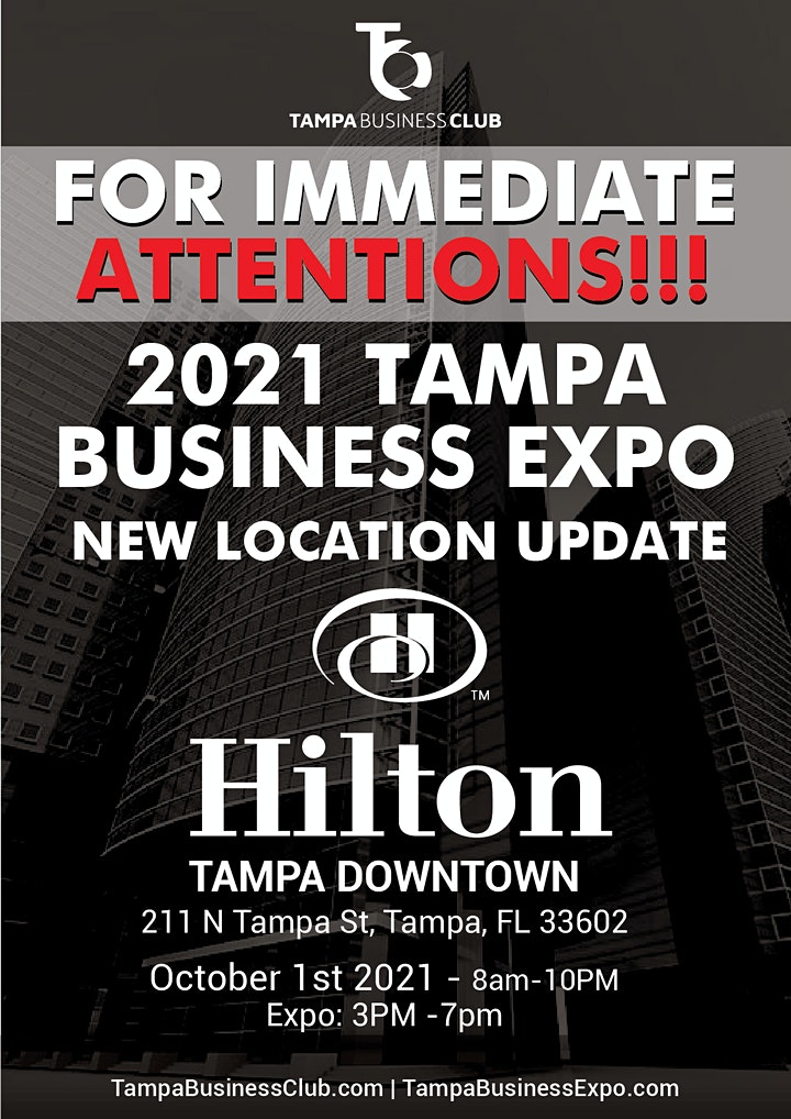 Tampa Bay Business EXPO 2021 image