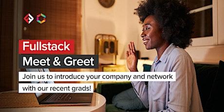Fullstack NYC Cyber Employer Meet & Greet 11/2(Online) tickets