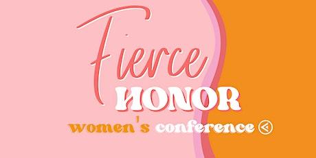 Fierce Women's Conference tickets