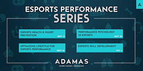Adamas Esports Performance Series tickets