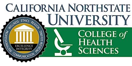 CNU College of Health Sciences Application Workshop tickets
