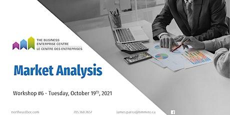 Starter Company Plus: Market Analysis tickets
