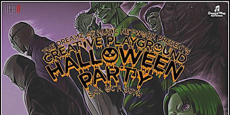 Creative Playground Hallween Party tickets