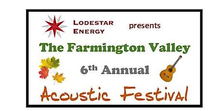 Farmington Valley Acoustic Festival tickets