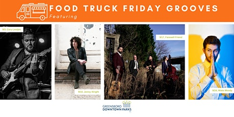 Food Truck Friday Grooves, September 2021 tickets