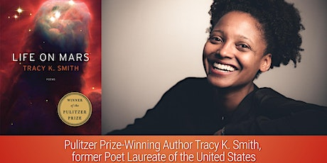 Pulitzer Prize-Winning Author Tracy K. Smith, former US Poet Laureate tickets