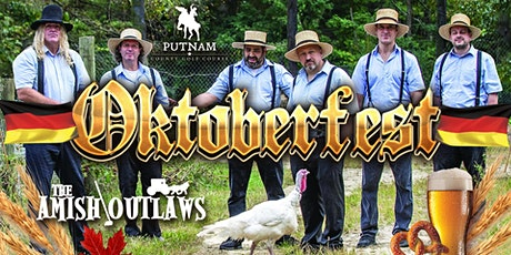 Oktoberfest 2021 at Putnam County Golf Course with tickets