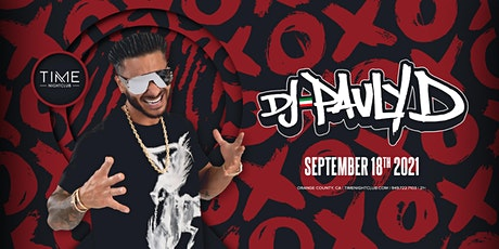 DJ Pauly D tickets