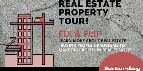 Saturday Property Tour (IL) tickets
