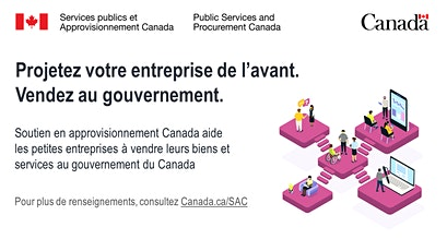 Info Café avec Soutien en approvisionnement Canada (SAC) – Atlantique billets