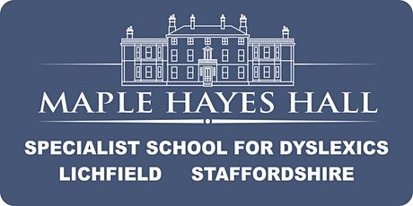2021 Open morning for parents of Key Stage 2 (Primary) dyslexics. tickets