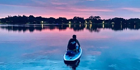 BYOB (Bring your own board/kayak) Sunset to Night Paddle tickets