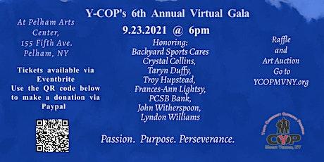 YCOP 6th Annual Virtual Gala tickets