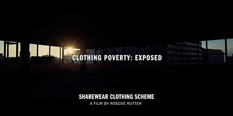 """Film: """"Clothing Poverty: Exposed"""" tickets"""